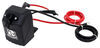 Bulldog Winch Trailer Winch - Synthetic Rope - Hawse Fairlead - 5,800 lbs 4400 - 6000 lbs BDW10030