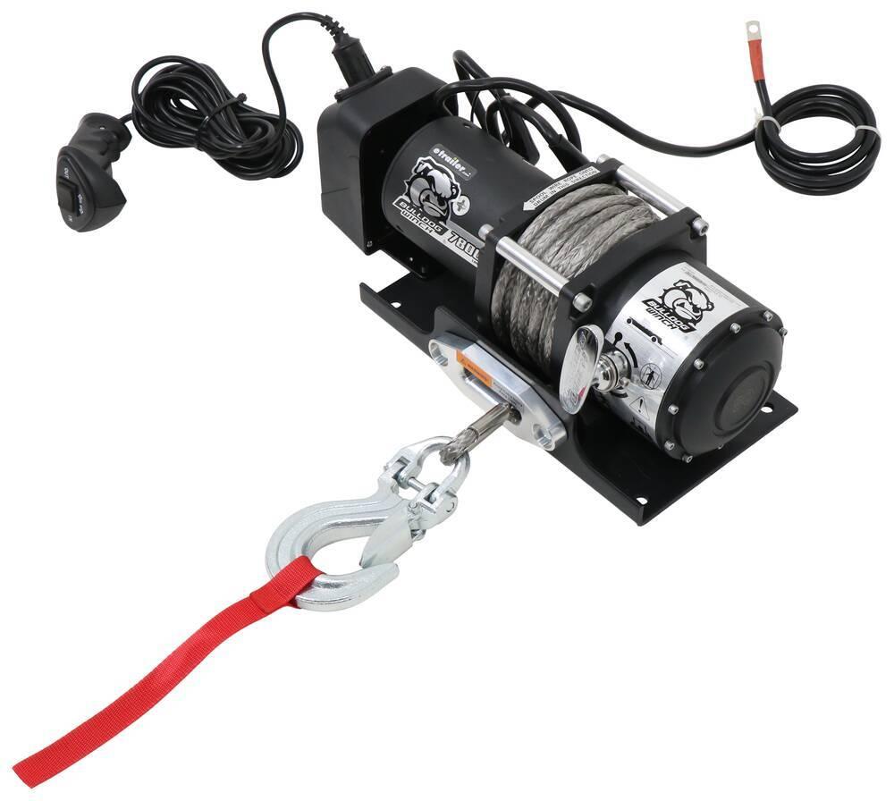 Bulldog Winch Plug-In Remote Electric Winch - BDW10032
