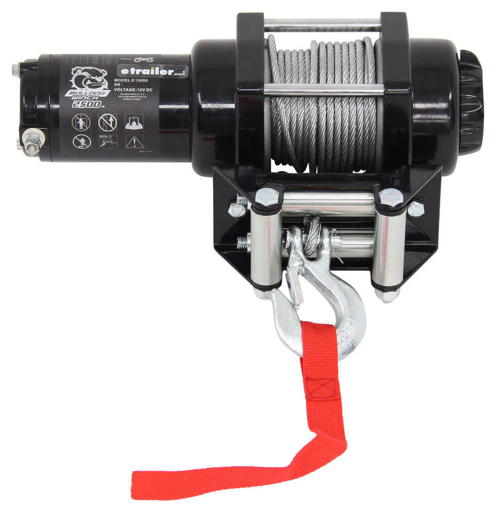 BDW15006 - Load Holding Brake Bulldog Winch Electric Winch