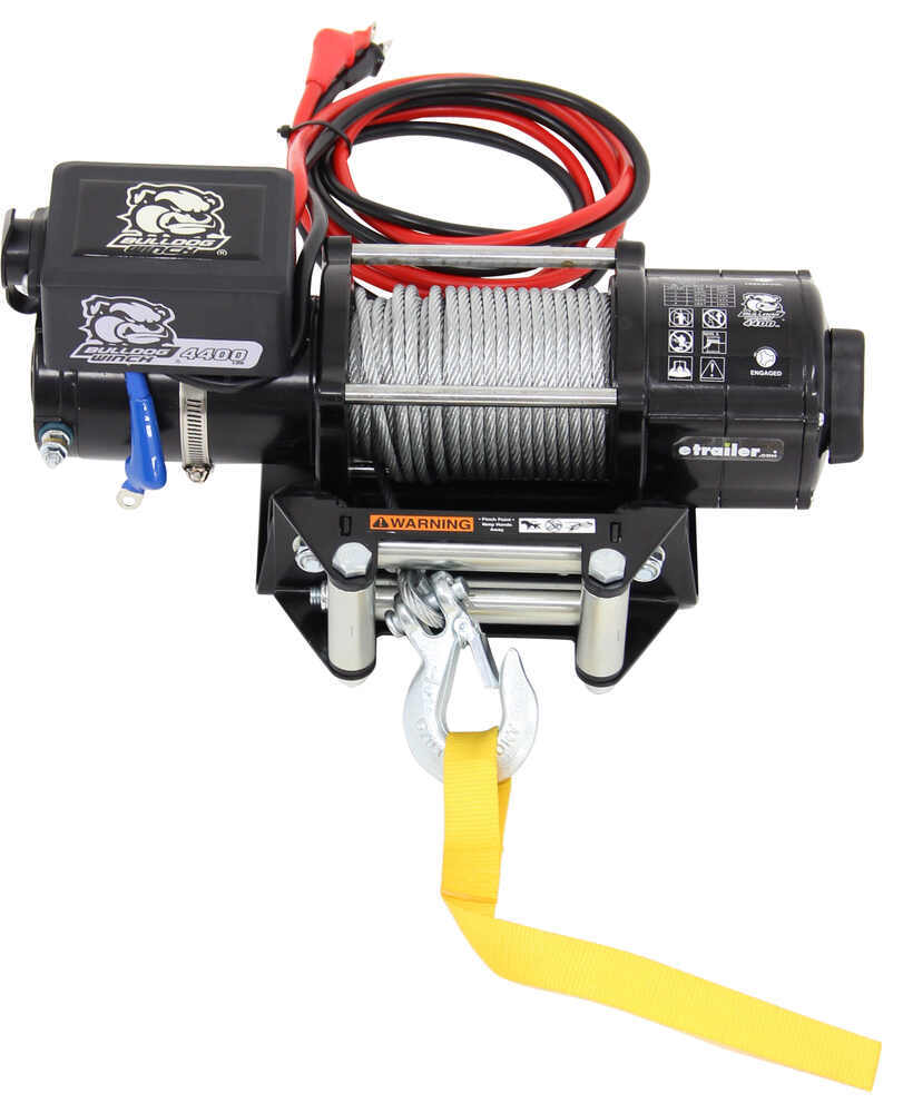 Compare Bulldog Winch Trailer Vs Wiring Diagram Car Winchutility Bdw15019