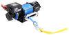 Bulldog Winch Trailer Winch - Synthetic Rope - Hawse Fairlead - 4,400 lbs Plug-In Remote BDW15020