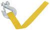 Bulldog Winch Trailer Winch - Synthetic Rope - Hawse Fairlead - 4,400 lbs 4400 - 6000 lbs BDW15020