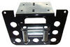 Bulldog Winch Custom-Fit Steel ATV Winch Mount BDW15148