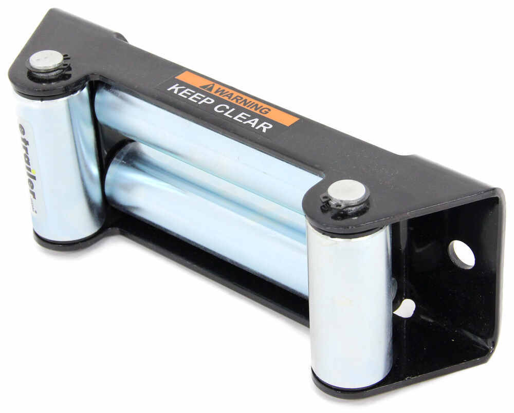 how to make a roller fairlead