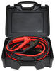 bulldog winch jumper cables and starters heavy duty booster cable set - clamp to 2 gauge 20' long