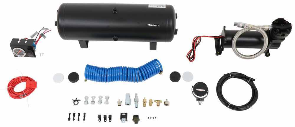 Bulldog Winch Air Compressor Tire Inflation and Repair - BDW41005