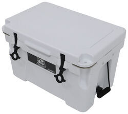 Bulldog Winch Sportsman Cooler - 26.4 Qts - White