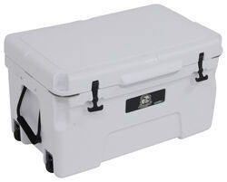 Bulldog Winch Sportsman Cooler - 52.8 Qts - White