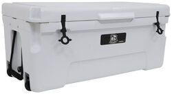 Bulldog Winch Sportsman Cooler - 79.2 Qts - White