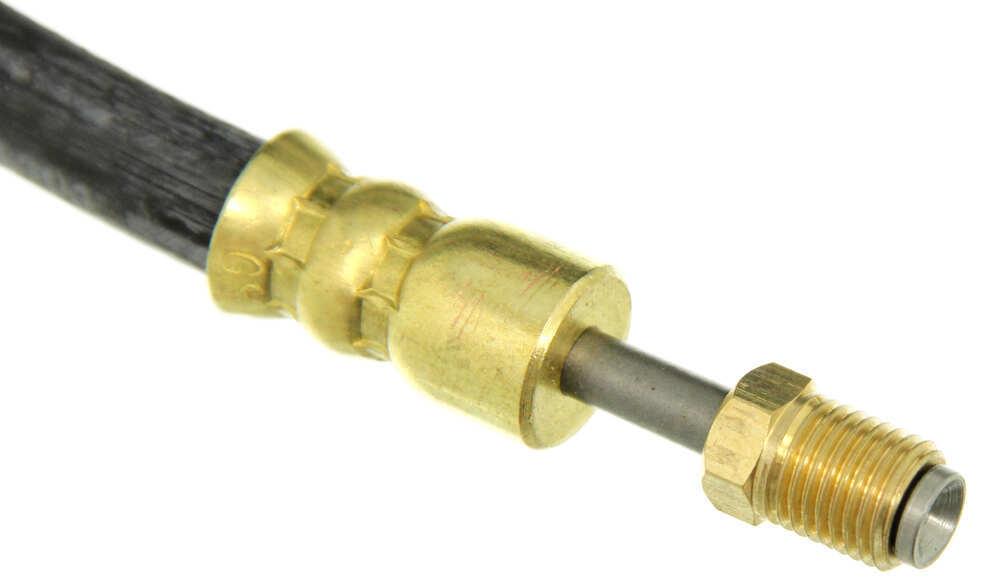 Kodiak hydraulic brake hose quot male fittings w