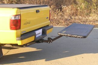 Hitch Mounted Outdoor//Tailgate Table