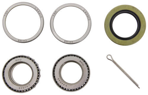Bearing Kit For 1 Quot Bt8 Spindle L44643 Inner Outer
