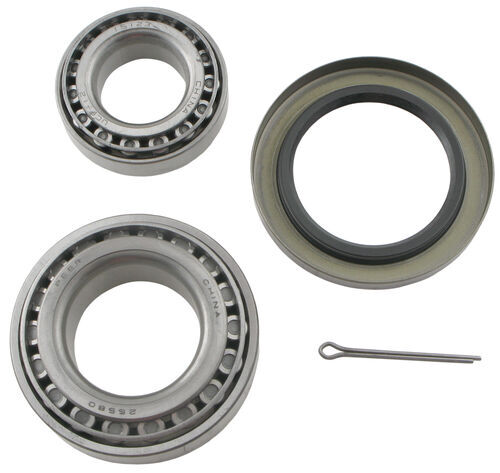 how to change trailer bearings