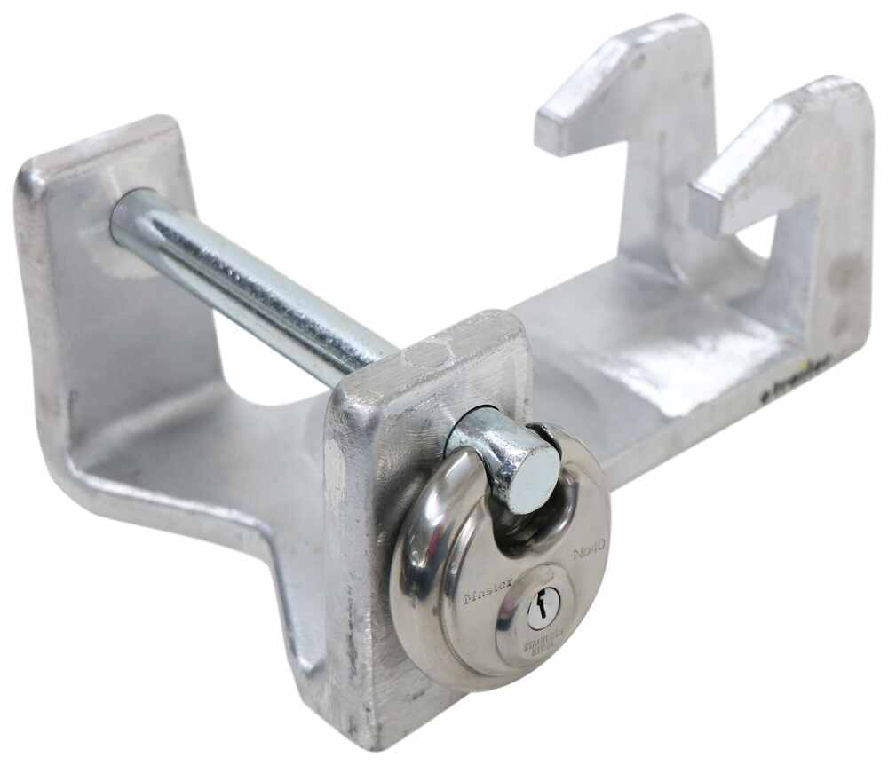 Blaylock EZ Lock Gooseneck Coupler Lock - RAM Gooseneck Couplers - Aluminum Keyed Alike BLTL-55-40D