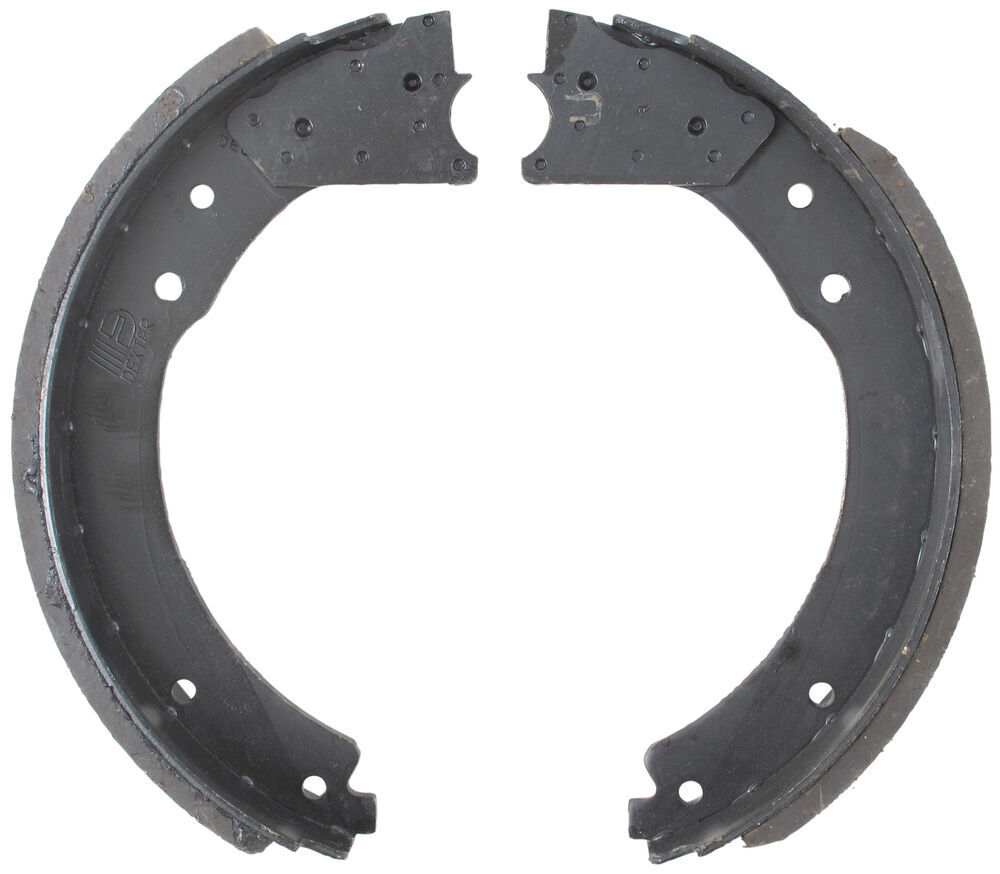 Drum Brake Lining : Quot brake shoe and lining for dexter rh