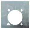Backing Plate for Brophy Recessed D-Ring Tie-Down Anchor D-Ring Backing Plates BP05