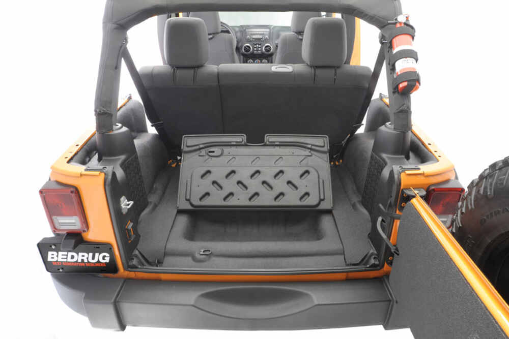 Bedtred Custom Jeep Replacement Liner For Rear Cargo Area