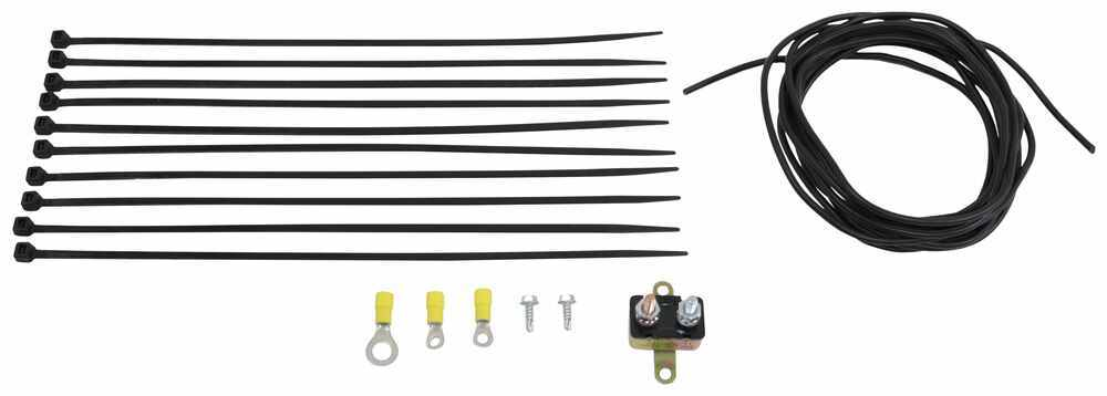 Accessories and Parts BRK-ELECKIT - Installation Kit - etrailer