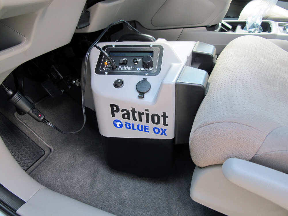 Blue Ox Patriot Radio Frequency Portable Braking System