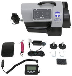 Blue Ox Patriot II Radio Frequency, Portable Braking System - Proportional