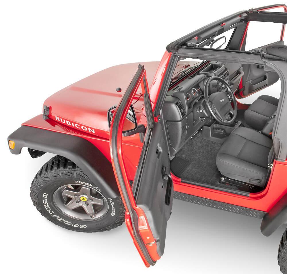 BedRug Custom Jeep Replacement Floor Liner W/ Heat