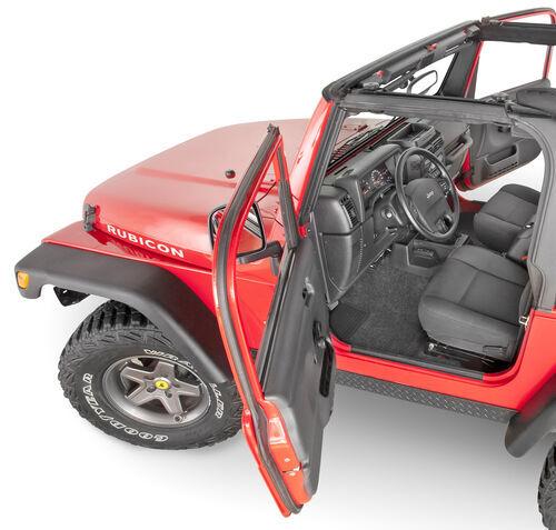 2000 Jeep TJ BedRug Custom Jeep Replacement Floor Liner W