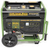 Buffalo Tools 7,500-Watt Generator - 6,000 Running Watts - Dual Fuel - Electric Start 12 Volt Output,120 Volt Output,240 Volt Output BTGEN7500DF
