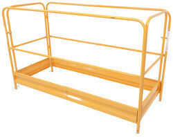 Guard Rail System for Buffalo Tools Scaffolding - Steel - BTGSGRS