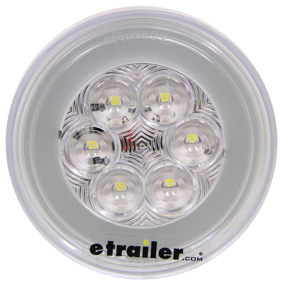 Glolight Led Backup Light For Truck Or Trailer