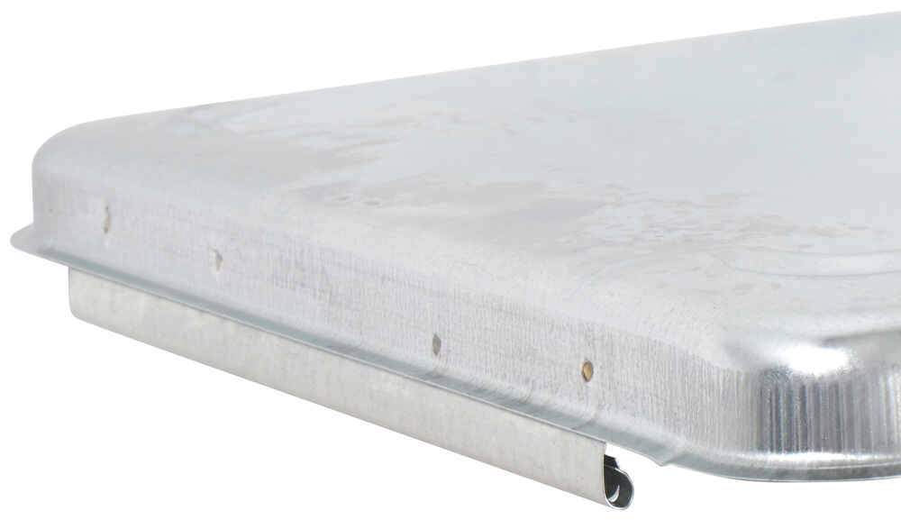 Replacement Dome Assembly For Ventline Ventadome Trailer Roof Vent Flat Mill Finish