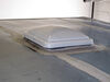 Vent Cover for Ventline Old Style Rounded Dome Trailer Roof Vents - White Replacement Lid BV0554-01