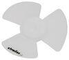 "Replacement Fan Blade for Ventline Bathroom Ceiling Vents - 6-1/2"" Blade Fan Blade BVA0312-00"