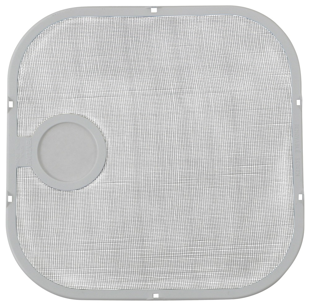 Replacement Screen For Ventline Ventadome Trailer Roof Vents Polar 2002 Kawasaki Prairie 650 Wiring Diagram White Accessories And Parts Bvd0434 41