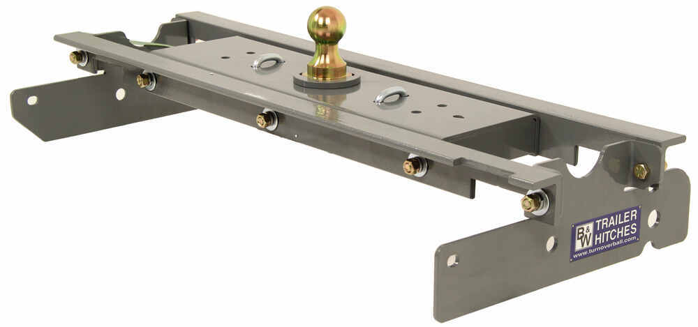 Bw Turnoverball Underbed Gooseneck Trailer Hitch W Custom