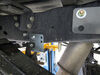BWGNRK1111 - 2-5/16 Hitch Ball B and W Below the Bed on 2012 Ford F-250 and F-350 Super Duty