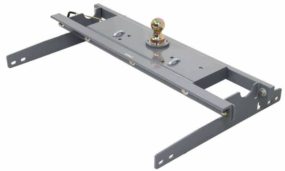 B&W Turnoverball Underbed Gooseneck Trailer Hitch w/ Custom Installation Kit - 30,000 lbs 30000 lbs GTW BWGNRK1394