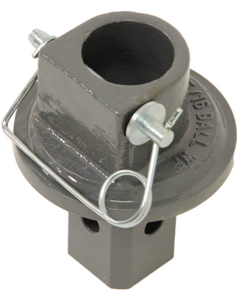 Fifth Wheel Adapter >> B&W Turnoverball Adapter for Trailers with Inverted ...