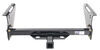 "B&W Heavy-Duty Trailer Hitch Receiver - Custom Fit - Class V - 2"" Class V BWHDRH25211"