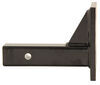 b and w pintle hitch mounting plate b&w hook for 2 inch hitches - 9 shank 8 hole 16 000 lbs