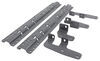 B&W Custom Installation Kit w/ Base Rails for 5th Wheel Trailer Hitches Above the Bed BWRVK2602