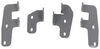 B and W Above the Bed Fifth Wheel Installation Kit - BWRVK2602