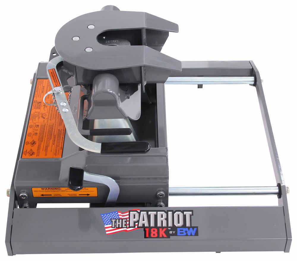 Compare Bw Patriot Vs Curt A16 5th Wheel Diagram For Replacing Hitch Head Spring Etrailercom Bwrvk3270 Double Pivot B And W Sliding Fifth