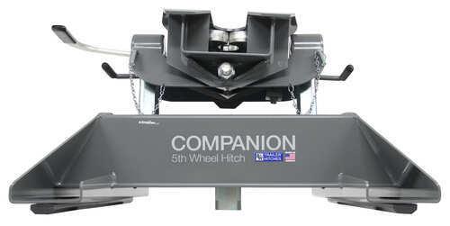 B Amp W Companion Gooseneck To 5th Wheel Trailer Hitch Adapter
