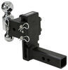 BWTS10037B - Steel Shank B and W Ball Mounts