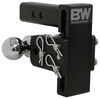 B and W Drop - 5 Inch,Rise - 5 Inch Ball Mounts - BWTS10037B