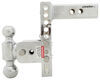 BWTS10040C - Fits 2 Inch Hitch B and W Adjustable Ball Mount