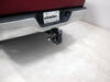 0  ball mounts b and w adjustable mount class iv 10000 lbs gtw on a vehicle