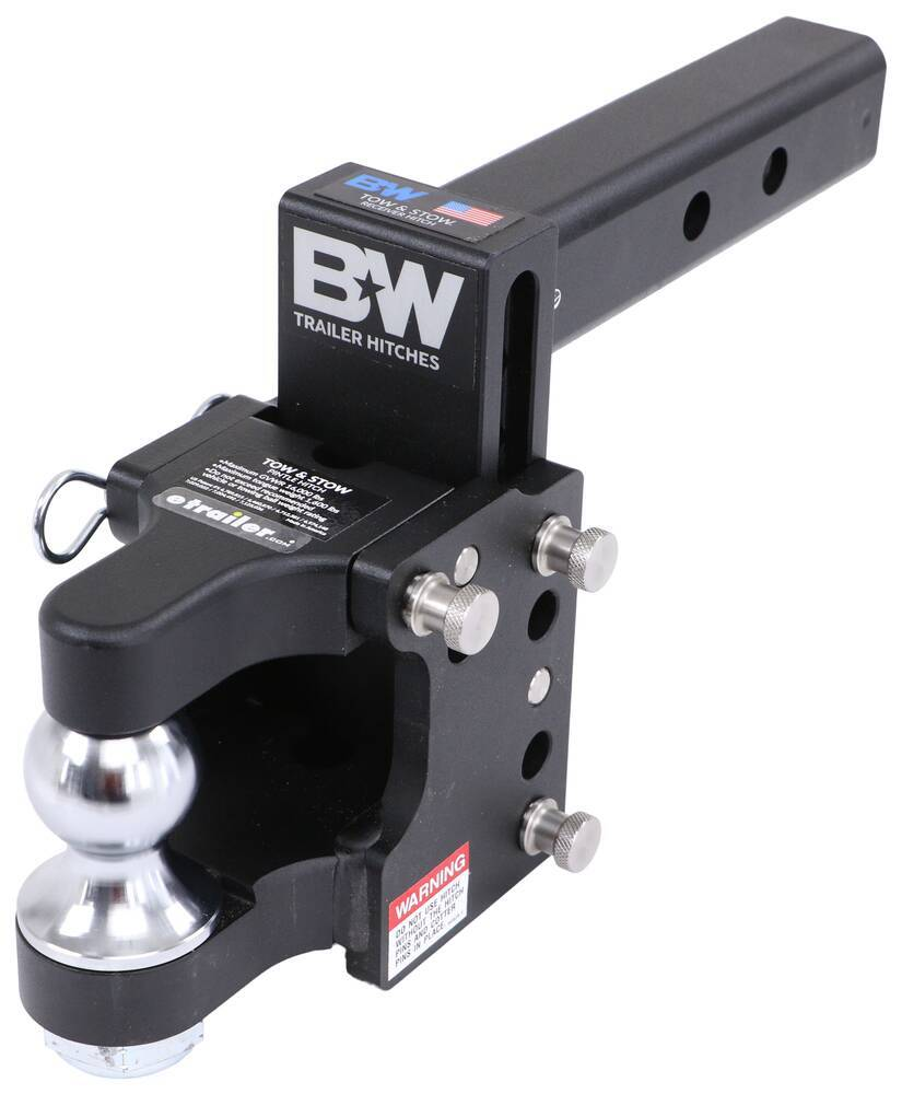 BWTS10055 - One Ball B and W Ball Mounts