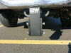 0  trailer hitch ball mount b and w adjustable 16000 lbs gtw b&w tow & stow pintle hook with 2 inch - hitches 10 000 lbs/16
