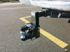0  trailer hitch ball mount b and w adjustable one on a vehicle
